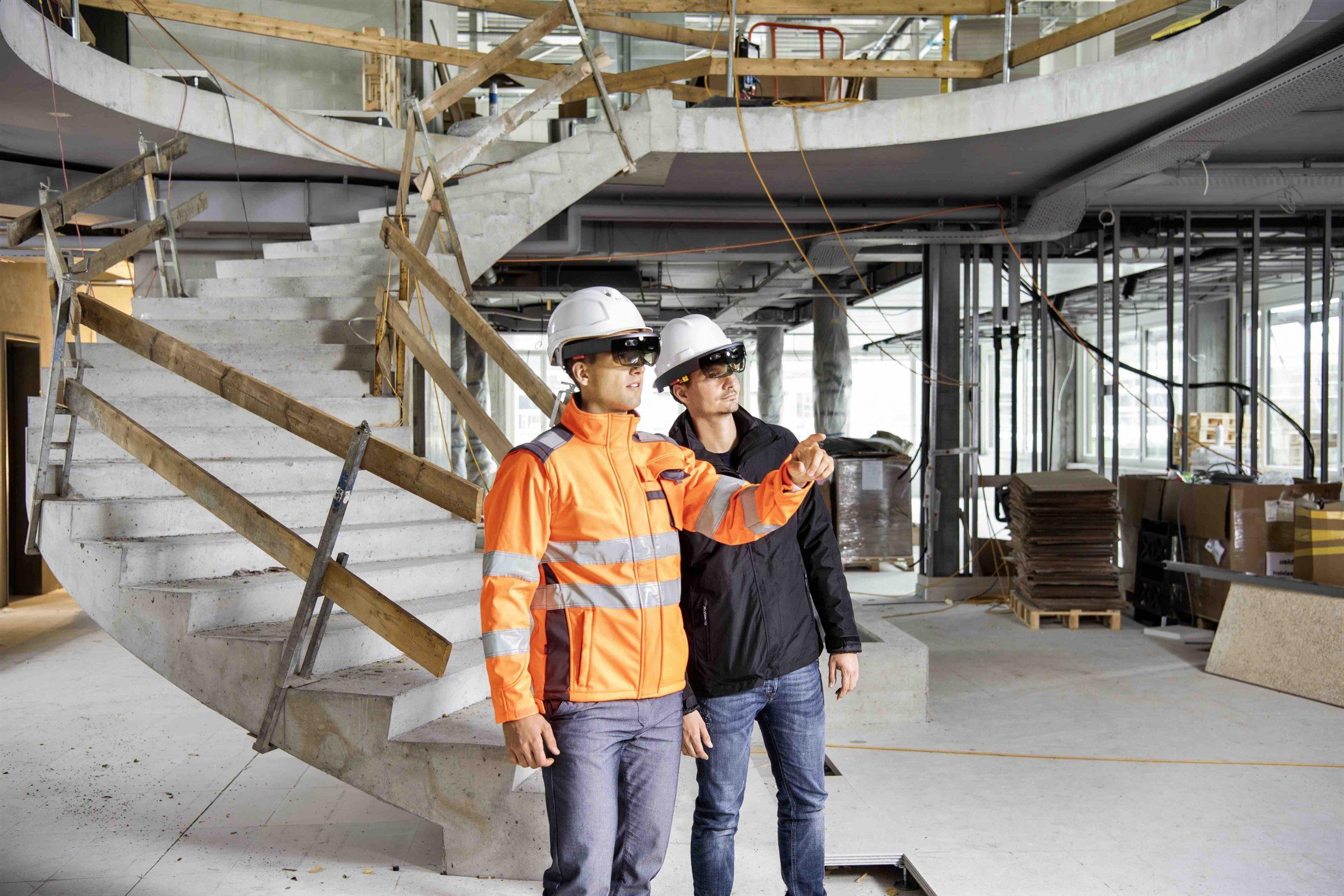 Le BIM dans l'entreprise de construction