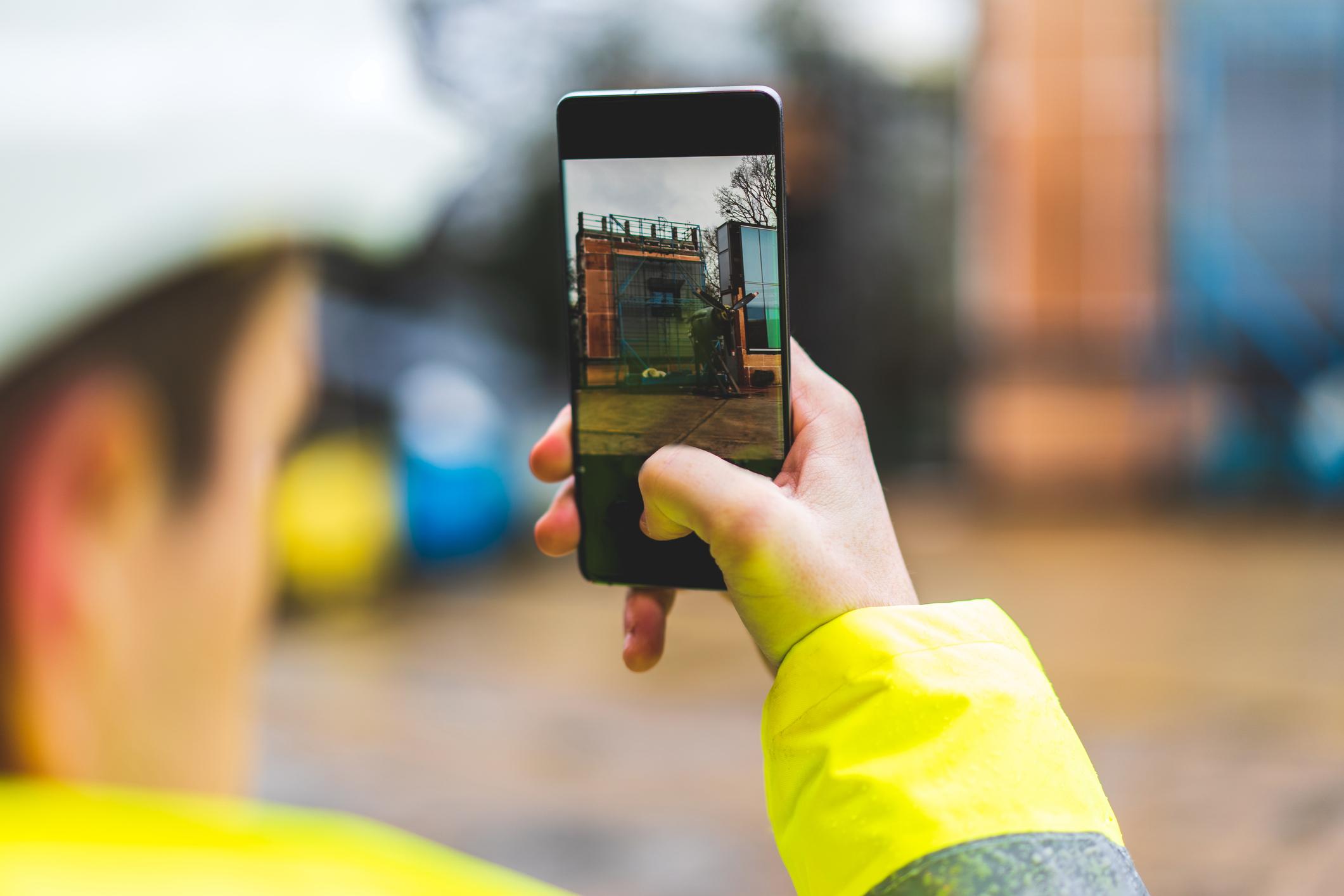 Baustellen-Apps im Vergleich